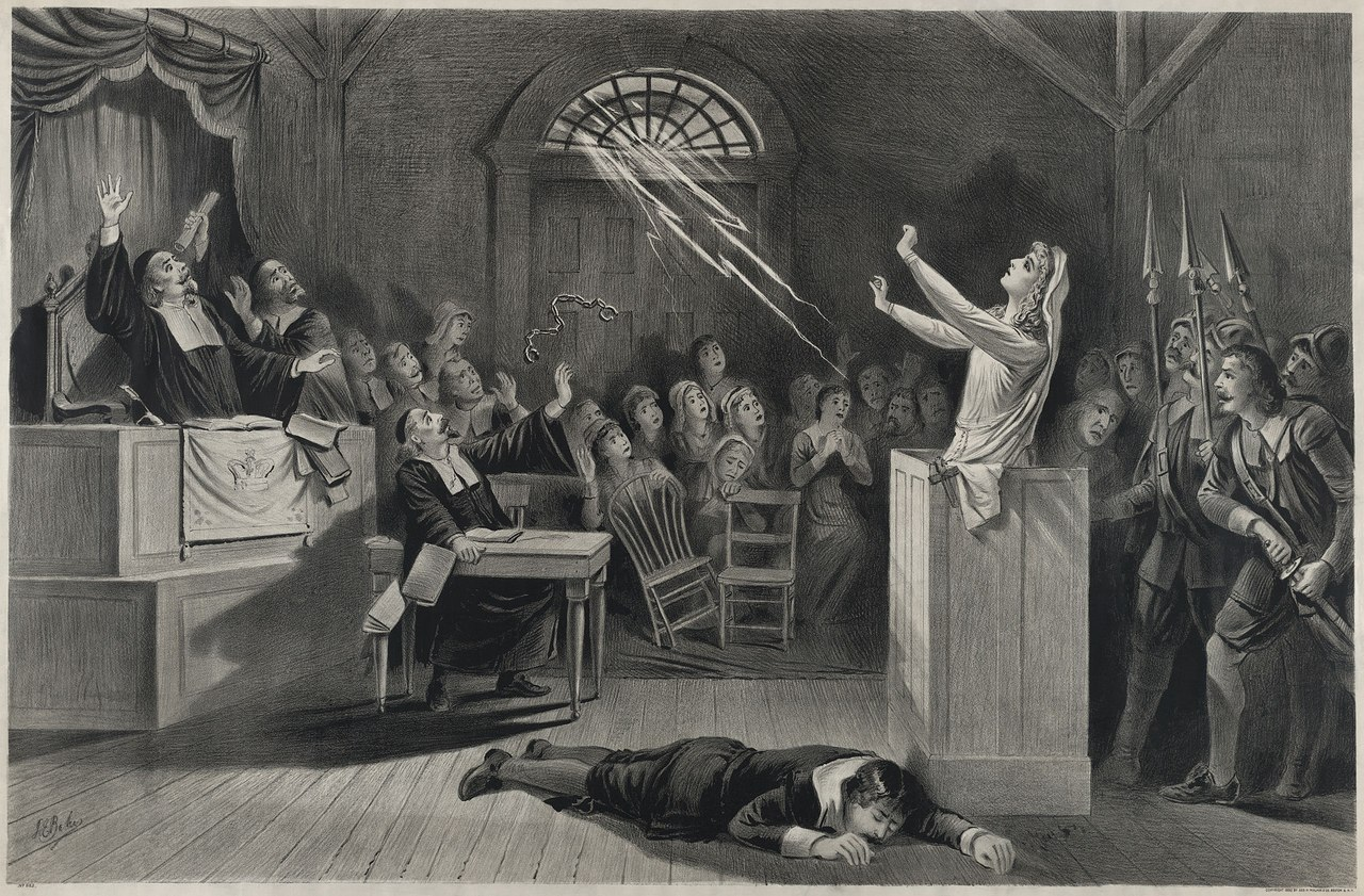 a history of the witch trials in scotland trier and bamberg Among the largest and most notable were the trier witch trials and the bamberg witch trials in scotland, witch trials were far more numerous and resulted.